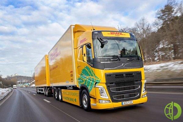 В рамках сотрудничества проводятся тестирования полностью электрического грузовика Volvo FH с максимальной массой автопоезда до 60 тонн