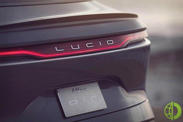 Lucid рассматривает для объединения организацию Churchill Capital IV Corp
