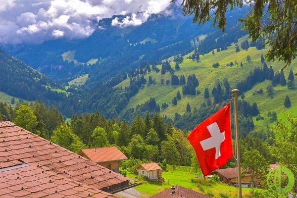 ВВП Швейцарии вырос на 0,3%, что намного ниже, чем увеличение на 7,6%, зафиксированное в III квартале