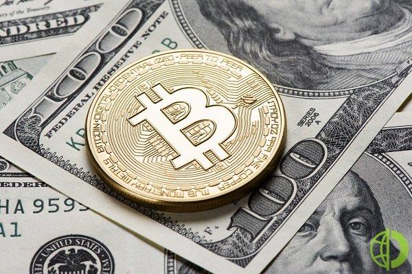 В понедельник биткоин вырос на 3% до 46 615 долларов по состоянию на 8:13 утра в Лондоне