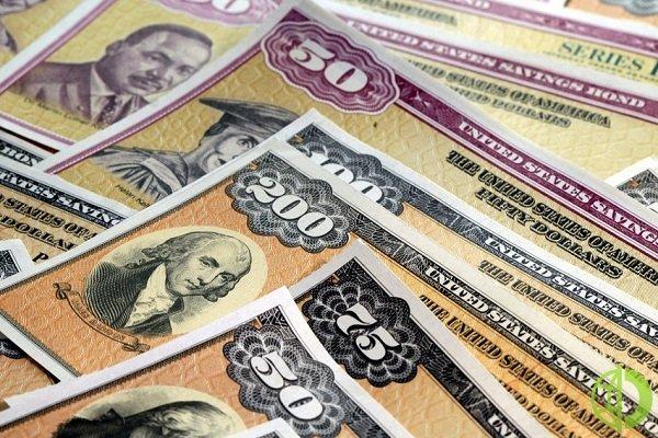 Стоимость гособлигации выросла в начале торгов и оставалась в зеленой зоне до конца сессии