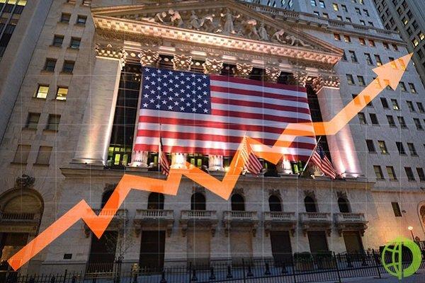 Dow вырос на 199,42 пункта до 32 619,48