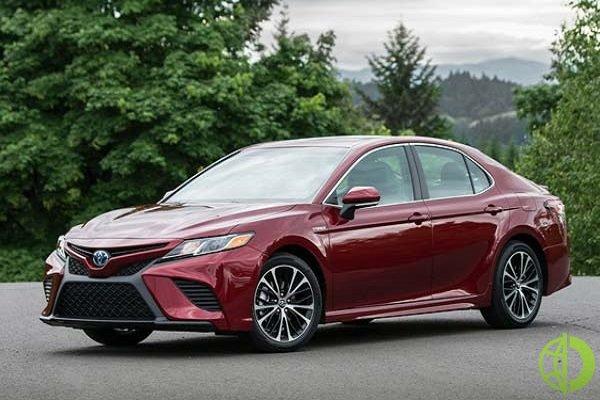 За первый квартал японская компания реализовала в Соединенных Штатах 603 066 авто