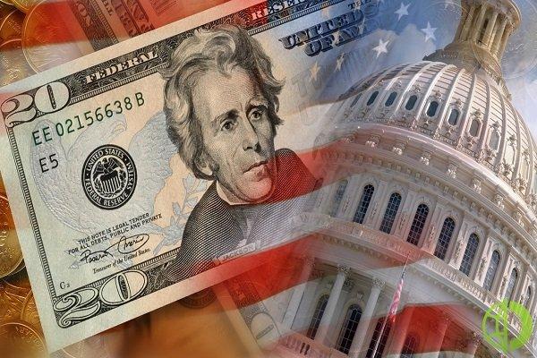 Быстро развивающаяся экономика значительно упрощает управление государственным долгом США