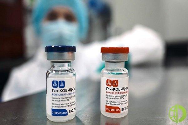 Канцлер напомнил, что некоторые европейские страны используют несколько вакцин