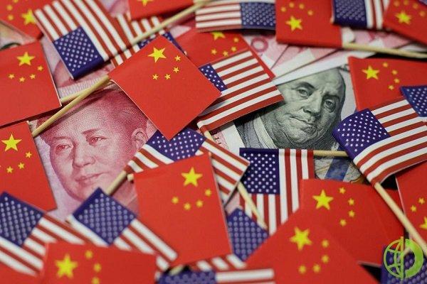 Для американских инвесторов это означает большие риски при работе с Китаем