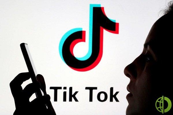 Руководство TikTok предложило российским властям взаимодействовать с ним на постоянной основе
