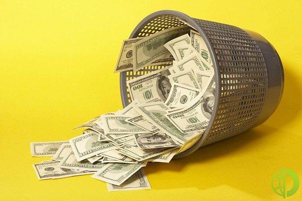 Курс валют: Доллар обвалился после выхода данных о потребительских ценах в США