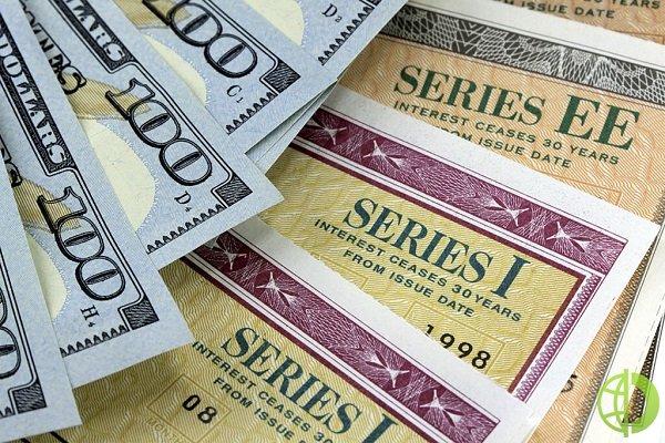 Доходность десятилетних облигаций достигла самого низкого уровня закрытия более чем за месяц