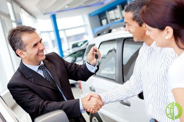 Регистрация новых легковых автомобилей выросла на 87,3% в годовом выражении