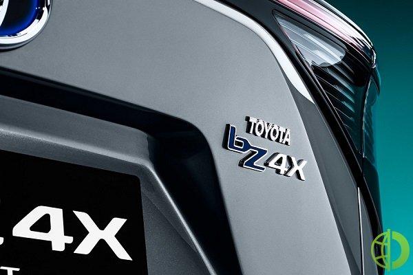 Автопроизводитель заявил, что планирует производить Toyota bZ4X в Японии и Китае