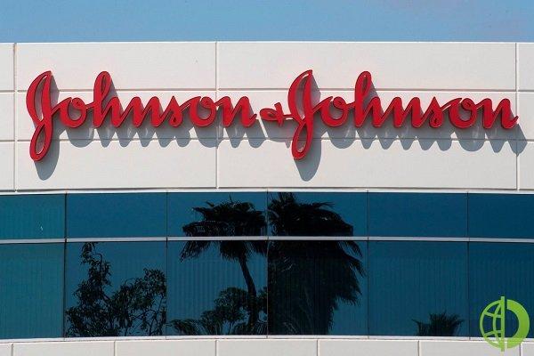 Выручка Johnson & Johnson за первый квартал увеличилась на 7,9%