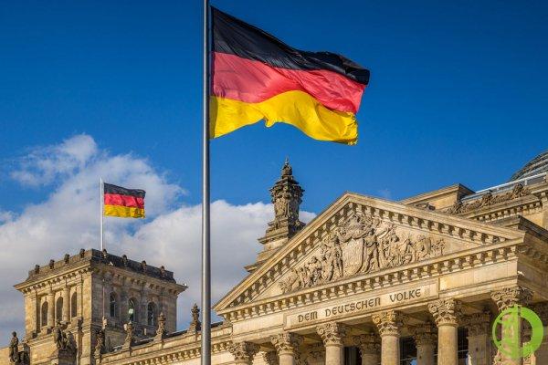 Валовой внутренний продукт Германии упал на 1,7%