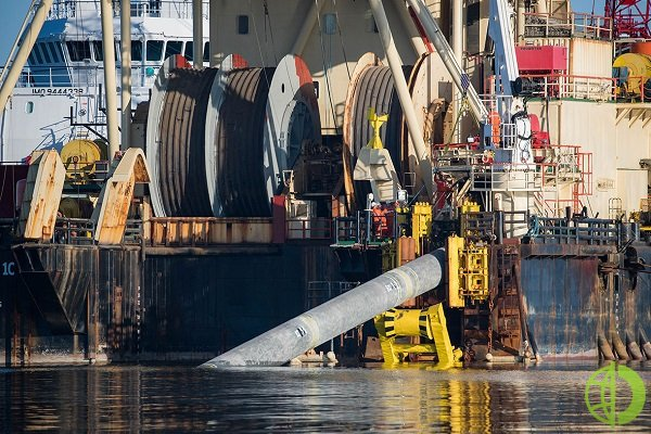 В конце апреля власти Германии захотели быстро достроить и ввести в эксплуатацию российский экспортный газопровод