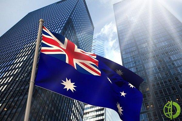 Главный финансовый регулятор оставил прежней целевую доходность 3-х летних долговых бумаг Австралии в размере 0,1%