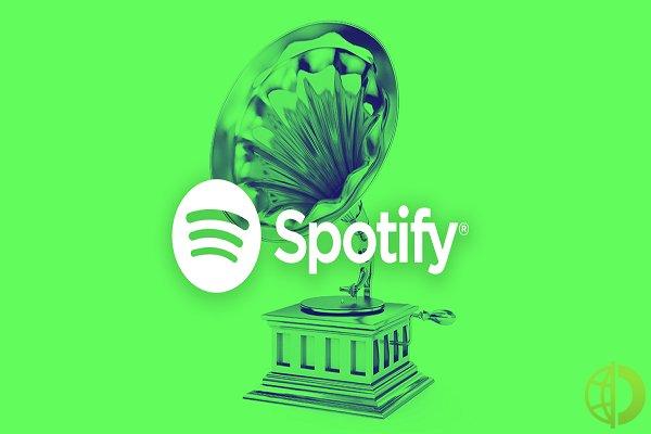 Потоковая передача из Spotify осуществляется исключительно через приложение Facebook для iOS и Android