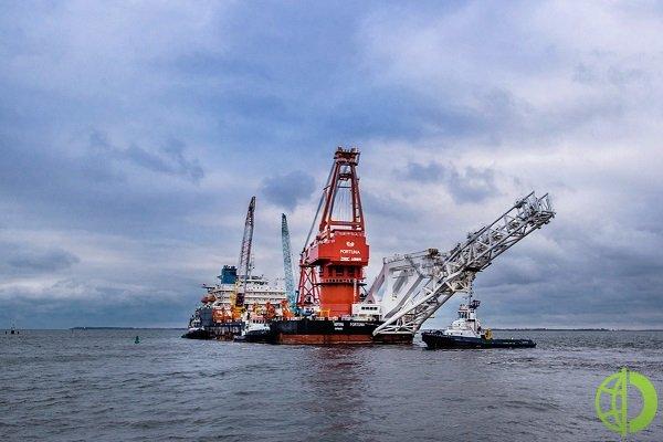 3 мая стало известно, что экологическая организация Nabu подала иск против разрешения Федерального морского и гидрографического агентства
