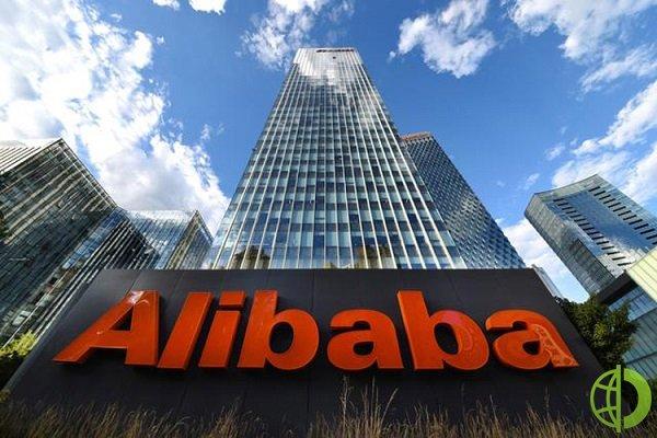 После санкций компания Alibaba сообщила о чистом убытке в 1,99 юаня