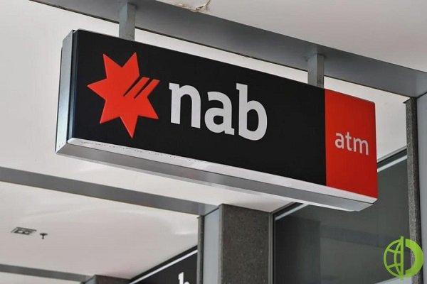 Акции третьего по величине кредитора Австралии упали на 2,6% на утренних торгах