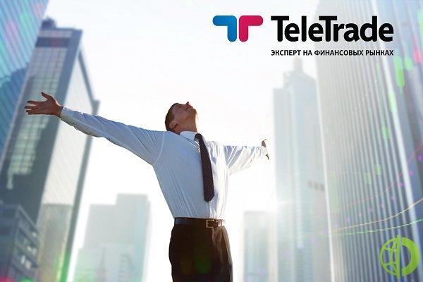 Доходность консервативного инвестиционного портфеля TeleTrade Safety составила по итогам года (с июня 2020 года по май 2021 года) 38,5%