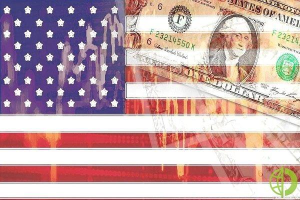 Доллар США упал до 1,2193 по отношению к евро