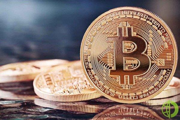 Биткоин, самая популярная криптовалюта, выросла на более чем 40% относительно годового минимума в 27 734 доллара