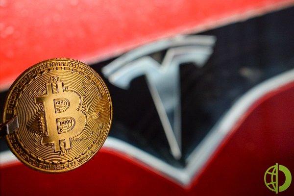 Основатель и глава Tesla в мае обвалил стоимость биткоина