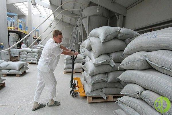 Действующие квоты ограничивают экспорт российского зерна 17,5 миллиона тонн в период с 15 февраля по 30 июня