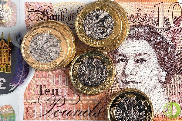 Главный финансовый регулятор Великобритании сообщил, что ожидает к концу 2021 года инфляцию на уровне 2,5%