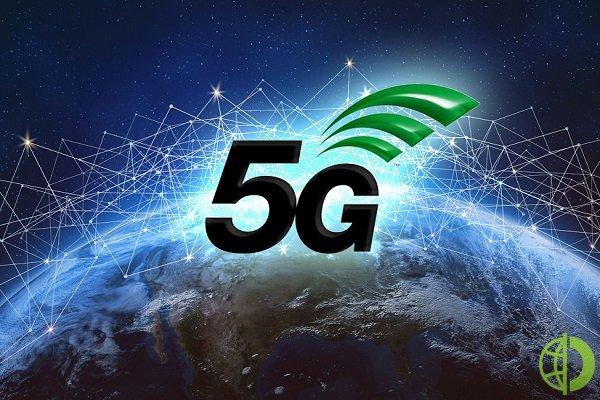 Ericsson Mobility Report ожидает, что к началу 2027 года количество людей, активно пользующимися связью 5G, составит 3,5 млрд