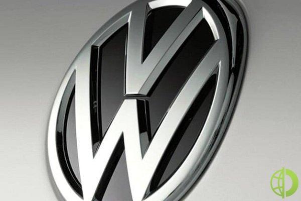 Volkswagen по-прежнему рассчитывает достичь в текущем году рентабельности операционной прибыли от 5,5% до 7%