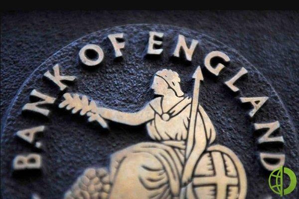 Банк Англии намерен сохранить контрциклическую буферную ставку капитала в 0% до декабря текущего года