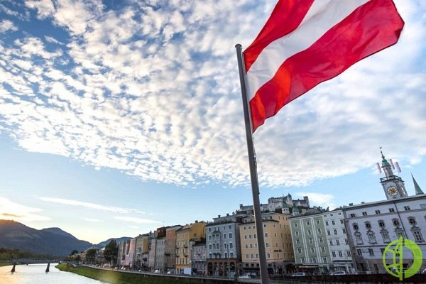 В Австрии замедлился рост производства