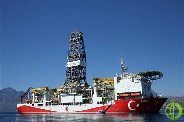 Президент Турции отметил, что технические возможности в сфере бурения позволили стране прекратить внешнюю зависимость от импортного топлива.