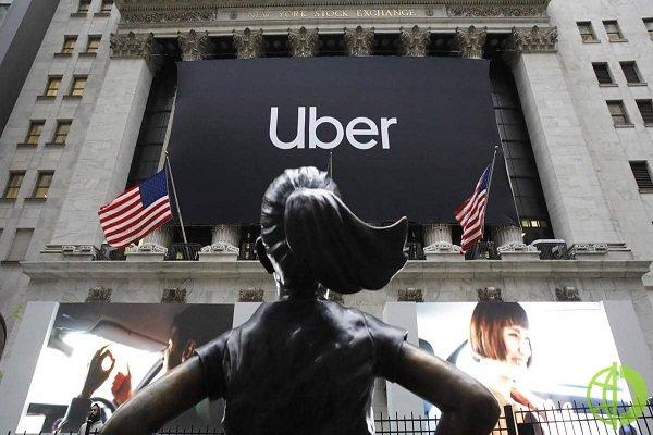 Японский гигант начал инвестировать в Uber в 2018 году