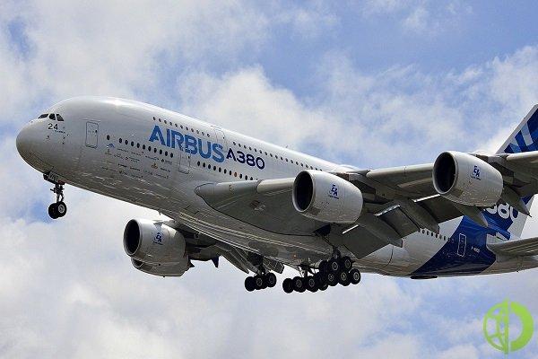 Airbus в течение нескольких месяцев неофициально пытался добиться поддержки запуска грузового самолета A350