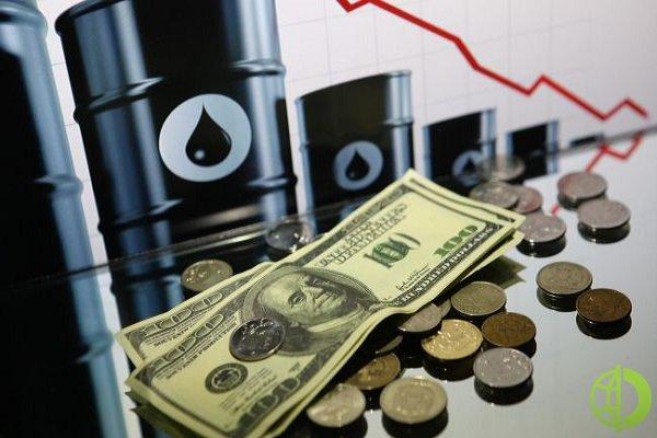 Нефть сорта Brent с осуществлением поставок в ноябре снизилась на 0,82% до $74,72 за баррель