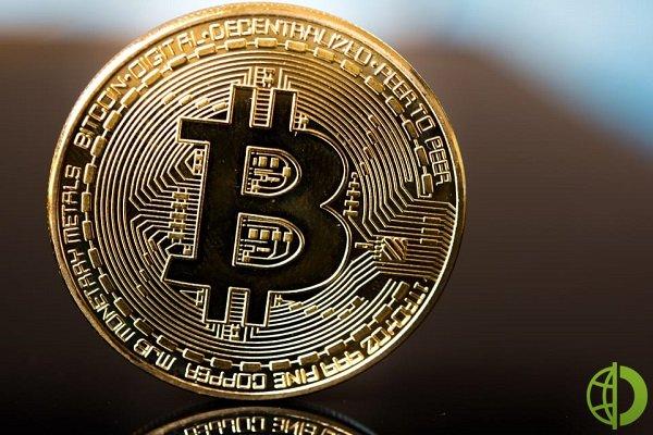 Биткоин упал на 7,85% и торгуется на отметке в 43 530 долларов за монету