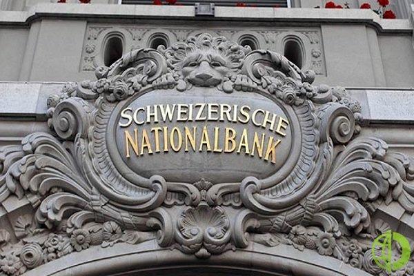 Регулятор подтвердил, что при необходимости готов к интервенциям на валютном рынке для поддержания франка