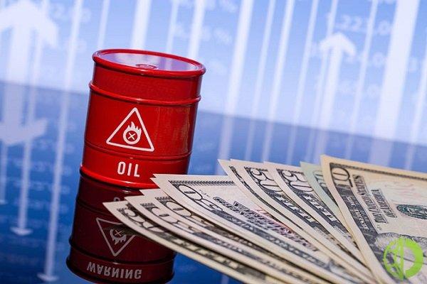 Нефть сорта Brent с поставками в ноябре выросла на 0,13%, до 77,35 доллара за баррель