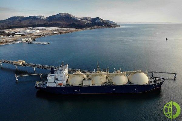 Citigroup удвоил прогноз цены на газ в Азии и Европе на следующий квартал