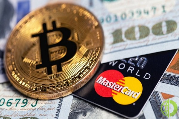 Mastercard запустит поддержку платежей в криптовалюте