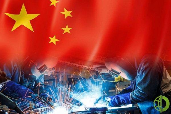 В Китае выросла прибыль промышленных предприятий