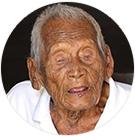 Мбаху Гото - самый старый человек на планете