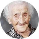 Жанна Луиза Кальман - самый старый человек на планете