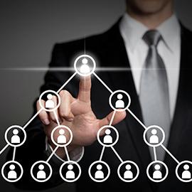 Многоуровневая маркетинговая пирамидальная схема