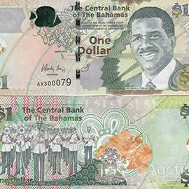 1 доллар (Багамы)